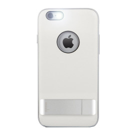 Moshi iGlaze Kameleon Designer Case w/ Kickstand for iPhone 6 - White