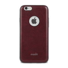 Moshi iGlaze Napa Case - iPhone 6 / 6s - Red