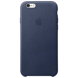 Apple iPhone 6s Leather Case - Blue