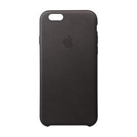 Apple Leather Case para iPhone 6s Plus - negro