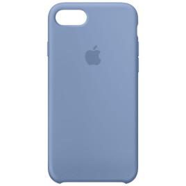Apple iPhone 7 Silicone Case - Azure