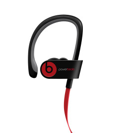 Beats Powerbeats 2 Wireless In-Ear Headphones - Black/Red