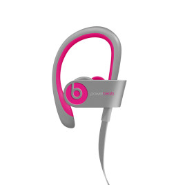 Beats Powerbeats 2 Wireless - Pink - Gray