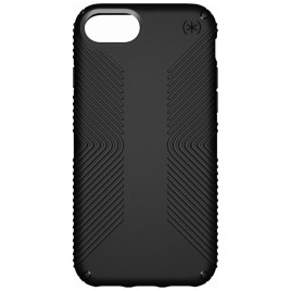 Speck Presidio Grip Case for  iPhone 8/7/6/6S - Black