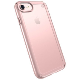 Speck Presidio Show - iPhone 7 - Clear/Rose Gold