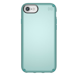 Speck Presidio Metallic - iPhone 6/6S/7/8 - Peppermint Green Metallic/Jewel Teal