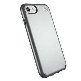 Speck Presidio Metallic - iPhone 6/6S/7/8 - Tungsten Grey Metallic/Stormy Grey