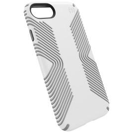 Speck iPhone 7 Presidio Grip White/ Ash Grey