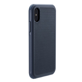 Just Mobile Quattro Air Case for iPhone X - Blue