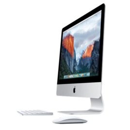 "Apple iMac 21.5"" 2.8 GHZ QC i5 8GB 1TB English"