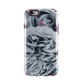 Speck Candyshell Inked Luxury Edition - iPhone 6 Plus/6s Plus - Shimmering Rose/Cabernet Red