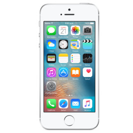 Apple iPhone SE 16GB - Silver