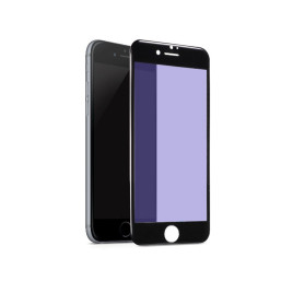 HOCO iPhone 7 Plus Flexible PET Anti-blue Ray Tempered Glass Protector GH4 - Black