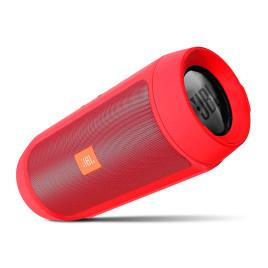 JBL Charge 2+ Splashproof Portable Bluetooth Speaker [Red]