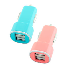 Fifo, Dual USB Car Chargers - 3.1