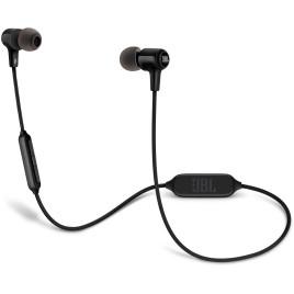 JBL E25BT Bluetooth In-Ear Headphones - Black