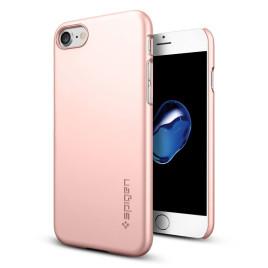 Spigen iPhone 7 Thin Fit Case Rose Gold
