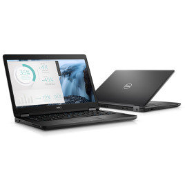 "DELL LATITUDE 5480 - 14"" - CORE I3 7100U - 4 GB RAM - 500 GB HDD"