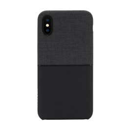 Incase Textured Snap for iPhone X - Black