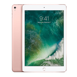 "Apple iPad Pro 9.7"" Wi-Fi 128GB - Rose Gold"
