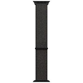 Apple Watch 42mm Sport Loop Band - Black