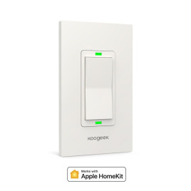 Koogeek Smart Light Dimmer Touch The Smart Life Easily