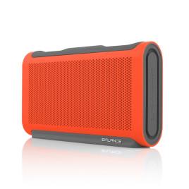 Braven Balance, Portable Bluetooth Speaker - Sunset Orange/Gray