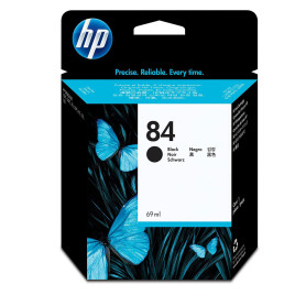 HP 84 Ink Cartridge BLACK
