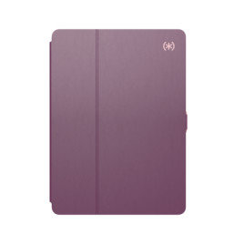 Speck iPad 9.7'' 6th Gen, Balance Folio - Plumberry Purple/Crushed Purple/Crepe Pink