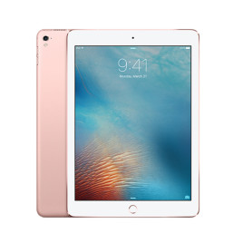 "Apple iPad Pro 9.7"" Wi-Fi + Cell 128GB - Rose Gold"