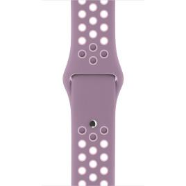 Apple 42mm Violet Dust/Plum Fog Nike Sport Band - S/M & M/L