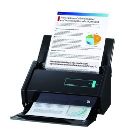 Fujitsu ScanSnap iX500 - document scanner
