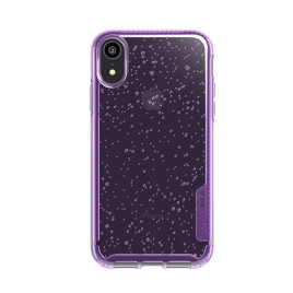 Tech21 Pure Soda for iPhone XR - Orchid