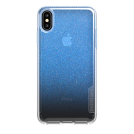 Tech21 Pure Shimmer for iPhone XS Max - Blue