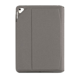 "Griffin Survivor Journey Folio for 9.7"" Apple iPad - Gray"