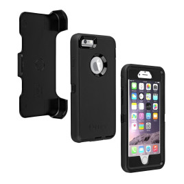 OtterBox Defender for iPhone 6 - Black