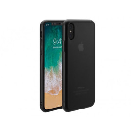 Just Mobile Tenc Cobertor para iPhone X - Clear