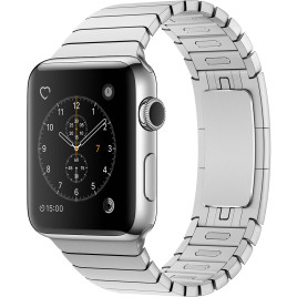 Apple Watch S2 42mm Space Black Stainless Steel Case with Space Black Link Bracelet