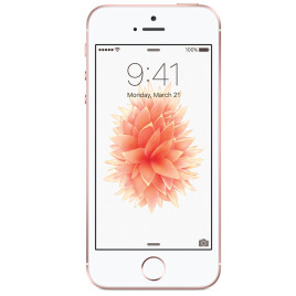 Apple iPhone SE 64GB - Rose Gold