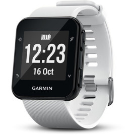 Garmin Forerunner 35 GPS Running Watch with Wrist-Based Heart Rate - White