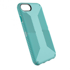 Speck Presidio Grip - iPhone 6/6S/7/8 - Surf Teal/Mykonos Blue