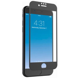 ZAGG InvisibleShield Glass+ Luxe for iPhone 8/7 Plus - Black