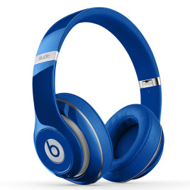 Beats Studio™ 2 Over-Ear Headphones - Blue by Beats