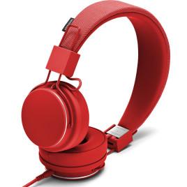 Urbanears Plattan II On Ear Headphones - Red