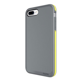 Incipio Performance Series Max for iPhone 7 Plus - Charcoal Gray/Yellow