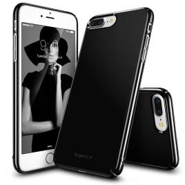 RingKe Slim - iPhone 7+/8+ - Gloss Black