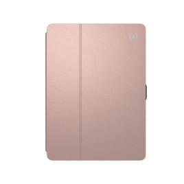 Speck Balance Folio Metallic para iPad 9.7 - Rose Gold/ Graphite Grey