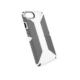 Speck iPhone 8/7/6/6S Presidio Grip - White/Black