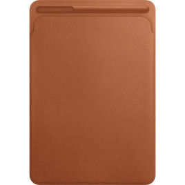 Apple Leather Sleeve for iPad Pro 10.5 - Saddle Brown