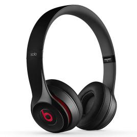 Beats Solo2 On-Ear Headphones -Black